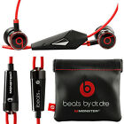 Genuine Monster Beats by Dr Dre iBeats In Ear Headphones Earphones Headset NEW <br/> Free Pouch - Free extra pair of ear buds - Brand New