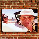 FEAR LOATHING MOVIE FILM CANVAS PRINT WALL POP ART PICTURE SMALL MEDIUM LARGE