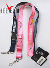 SAN DIEGO CHARGERS LANYARD KeyChain ID Strap Badge Holder key ring $3.8 USD