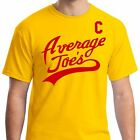 AVERAGE JOE'S GYM dodgeball joes vintage old school retro cool gym T SHIRT