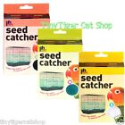 Prevue Seed Catcher Bird Cage Mesh small medium large NEW