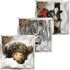Age UK Charity Christmas Card Pack of 8 Xmas Donation Cards Cow Reindeer