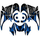 Sled Wrap Snowmobile Decals Graphics fits Yamaha Nytro 08-14
