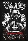 The Casualties T-Shirt Apocalypse Today punk rock Official 2XL XXL Last NWT