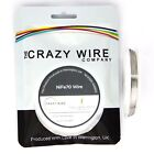 0.4mm (26 AWG) - NiFe70 Wire (70% Nickel) - 1.59 ohms/m - TCR - 5000