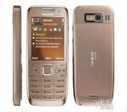 Original Mobile Nokia E52 Unlocked 3G Cell Phone Camera 3.2mp Bluetooth Wifi Gps