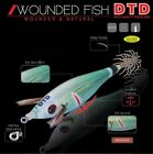 DTD HI QUALITY SQUID JIG  WOUNDED & NATURAL FISH BUKVA 3.0