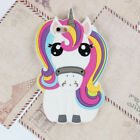3D Unicorn Cartoon Soft Silicone Gel Phone Case Cover Skin For iPhone Samsung