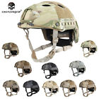 Tacitcal FAST Helmet EMERSON PJ Type Airsoft Sports Outdoor Headwear MC FG 5668