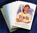 2016 Topps Allen and Ginter Arizona Diamondbacks Baseball Card - Your Choice