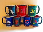 MLB Sculpted Relief Coffee Mug/Tea Microwave Cup on Ebay