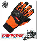 Richa Torsion Motorcycle Motorbike Glove - Orange