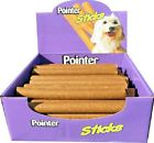 POINTER STICKS - (x50) - Dog Treats Gluten Free Pet Food Stick 50 Rolls bp Feed