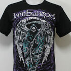 LAMB OF GOD Metal 100% Cotton T-Shirt New Size S M L XL 2XL 3XL