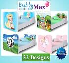 ***KIDS TODDLER CHILDREN WOODEN BED INCLUDING MATTRESS + FREE DELIVERY!!!