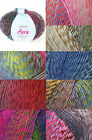Sirdar Aura Chunky 100g Balls 20% Wool (£2.60 postage for any number of balls)