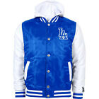 LA Dodgers MLB Lightweight Hooded Jacket Large - Stock Clearance Sale!