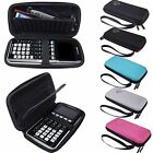Hand Carry Storage Bag Case Pouch For Texas Instruments TI-84 Plus CE Calculator
