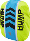 Original HUMP Waterproof Rucsac Cover Safety Yellow Atomic Blue 15-35 Litre