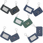 coin purse id keychain NFL Pick your team $8.99 USD on eBay