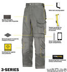Snickers Trousers 3312 3-Series Work Trousers Snickers Direct Grey