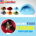Puppy Pet Cat Dog Cozy Nest Bed Puppy Soft Warm Cave House Sleeping Bag Mat Pad