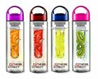 Infuser Water Bottle Sports Fruit Infusing Fuzer Health Juice maker BPA Free