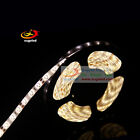 5M 5630 Warm White 10/15mm Width 300/600LED Flexible Strip Dimmer Controller PSU