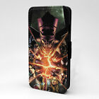 Marvel The Avengers Flip Case Cover For Samsung Galaxy - T823