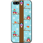 Owls High In The Tree Tops Hard Case For iPhone SE