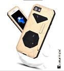 iMATCH Shockproof Metal Bumper for iPhone 7 / 7 Plus Lens Protector Outdoor Case