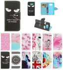 Fashion Colours PU Leather Pattern Wallet Case Cover for Samsung Galaxy S7 Edge