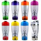 450ML Portable HandHeld Protein Shaker Tornado Cocktail Mixer Battery Bottle Cup