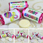Personalised Mini Love Hearts Rolls | Party Sweets Gift Bag Favour | Baby Shower