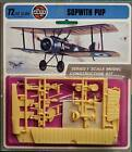 oop Airfix 01062 1/72 Sopwith Pup Type 4 Blister Pack 1973 - WW1 Fighter