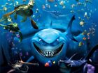 Finding Dory 2016 Art Wall Movie Poster 32*x24* F09