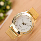 Women Luxury Stainless Steel Jewelled Bracelet Watch Analog Quartz Wrist Watches