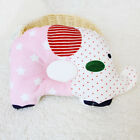 Concave Adorable Baby Animal Anti-migraine Pillow Elephant Shape Cotton Pillow