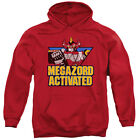 "Power Rangers ""Megazord Activated"" Hoodie, Crewneck, Long Sleeve"
