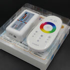 RF Remote Control Touch Screen Dimmer for RGB RGBW 5050 LED Strip Light 12-24V