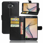 Flip Magnetic Card Wallet PU Leather Case Cover For Samsung Galaxy ON 7 2016