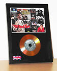 CLIFF RICHARD / SHADOWS 'THE YOUNG ONES' SIGNED GOLD/SILVER DISC + PHOTO