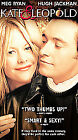 BRAND NEW FACTORY SEALED VHS Kate and Leopold (VHS, 2002, VHS Rental)