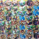 Super Mario Bros.  45MM LOTS PIN BACK BADGES BUTTONS NEW FOR BAG CLOTH PARTY