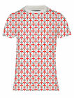 NEW THE KNIGHTS TEMPLAR CROSS IN HOC SIGNO VINCES T-SHIRT REGULAR US SIZES POLY