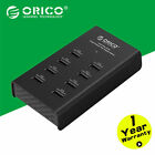 ORICO 96W  8 Port USB Desktop 5V 2.4A Output Charger For Phone Fast Charging