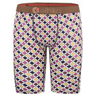 Ethika Color Lattice Mens/Womans Underwear Sports Short Boxer Pant Size S/M/L/XL