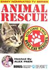Animal Rescue Vol. 2 - Best Cat Rescue (DVD, 2006) NEW Sealed