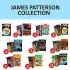 James Patterson Collection Middle School , Alex Cross Gift Wrapped Set New