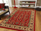 Kyпить Red Traditional Oriental Medallion 8x10 Area Rug Persian Carpet 2x3 Mat 5x7 Rugs на еВаy.соm